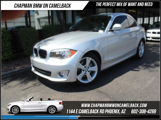 2012 BMW 1-Series 128i Prem Pkg 17204 miles 1144 E Camelback Rd October CPO Sales EventFree