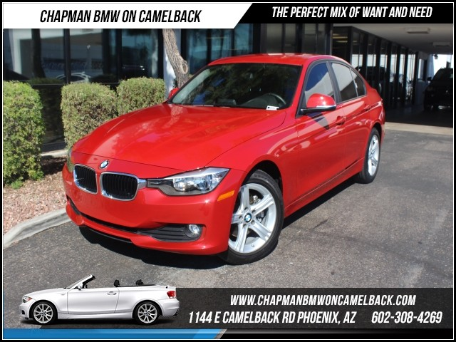 2015 BMW 3-Series Sdn 320i 7759 miles Black Friday Sales Event at Chapman BMW on Camelback in Pho