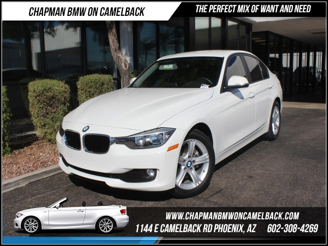 2015 BMW 3-Series Sdn 320i 9201 miles Black Friday Sales Event at Chapman BMW on Camelback in Pho