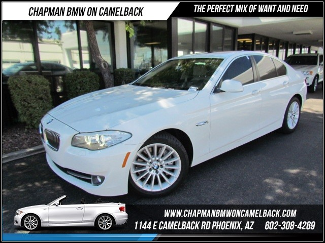 2013 BMW 5-Series 535i PremTechNav 44711 miles 1144 E Camelback RdYES it is possible to own a