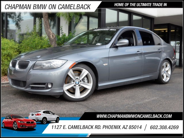 2011 BMW 3-Series Sdn 335i Sport Pkg Nav 36972 miles 1144 E Camelback Rd October CPO Sales Even