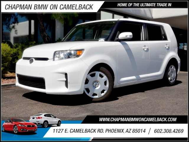 2011 Scion xB 57719 miles 1127 E Camelback BUY WITH CONFIDENCE Chapman BMW is located at