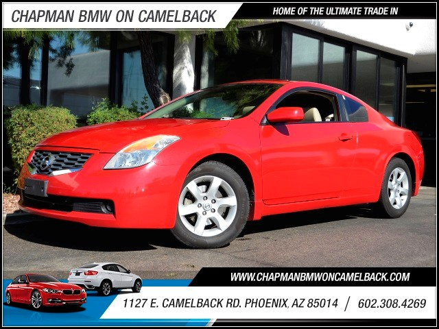 2008 Nissan Altima 25 S 87863 miles 1127 E Camelback BUY WITH CONFIDENCE Chapman BMW is