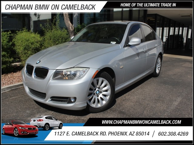 2009 BMW 3-Series Sdn 328i 64778 miles 1127 E Camelback BUY WITH CONFIDENCE Chapman BMW