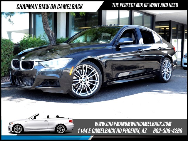2014 BMW 3-Series 335i 52676 miles M Sport Premium Package Technology Package 19 wheels Sate