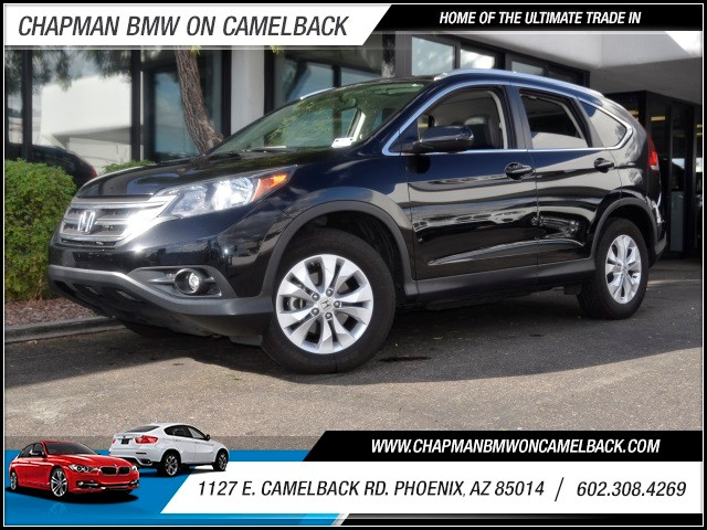 2013 Honda CR-V EX-L 32311 miles 602 385-2286 1127 E Camelback HOME OF THE ULTIMATE TRADE IN