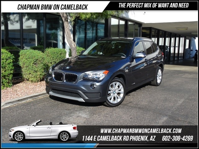 2014 BMW X1 xDrive28i 14180 miles Premium Package Cold Weather Package Satellite communications