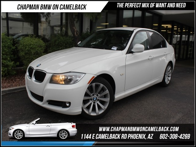 2011 BMW 3-Series 328i 35605 miles Value Package BMW Assist wBluetooth System Cruise control
