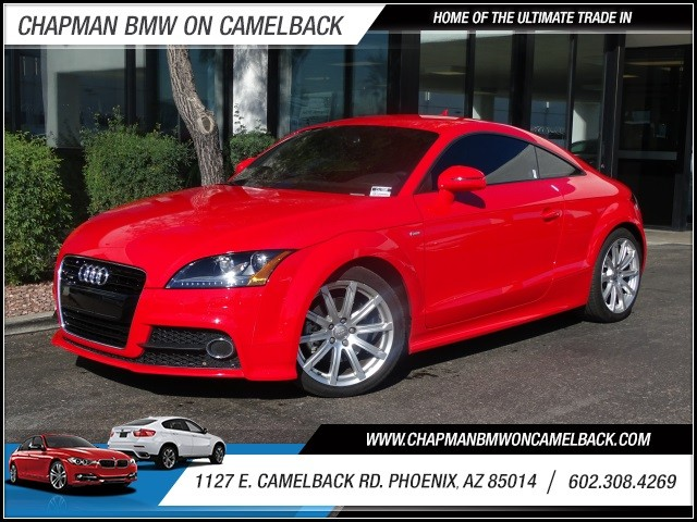 2014 Audi TT 20T quattro Prem Plus 16867 miles 602 385-2286 1127 Camelback TAX SEASON IS HER