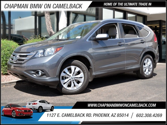 2012 Honda CR-V EX-L wNavi 41143 miles 602 385-2286 1127 E Camelback HOME OF THE ULTIMATE T