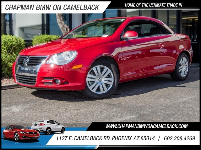 2007 Volkswagen Eos 82854 miles 1127 E Camelback BUY WITH CONFIDENCE Chapman BMW is loca