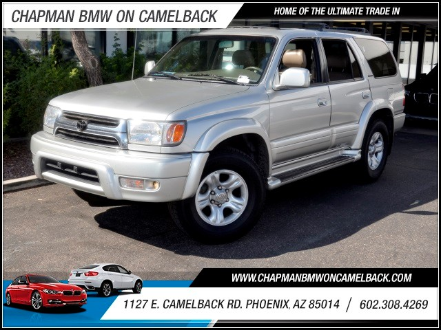 2002 Toyota 4Runner Limited 152339 miles Cruise control Anti-theft system alarm Steering wheel