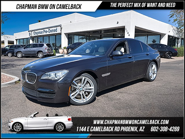 2014 BMW 7-Series 750i xDrive 35222 miles Cold Weather Package Driving Assistance Plus Executiv