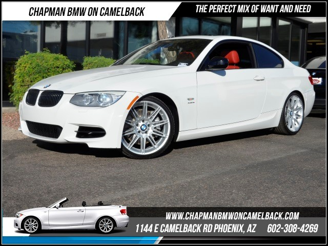 2011 BMW 3-Series Cpe 335is 44552 miles Premium Package Cruise control Anti-theft system audio