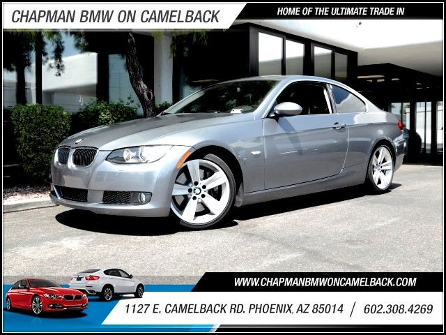 2007 BMW 3-Series Cpe 335i 55343 miles 602 385-2286 1127 E Camelback HOME OF THE ULTIMATE TR