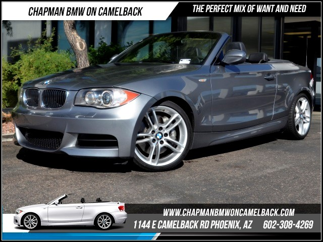 2011 BMW 1-Series 135i 45516 miles 1144 E Camelback Rd October CPO Sales EventFree Maintenan