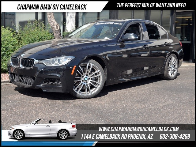 2013 BMW 3-Series Sdn 335i 47131 miles 1144 E Camelback RdChapman BMW on Camelbacks Certified P