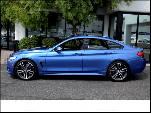 2016 Bmw 428i Gran Coupe Sedan For Sale Stock 160099
