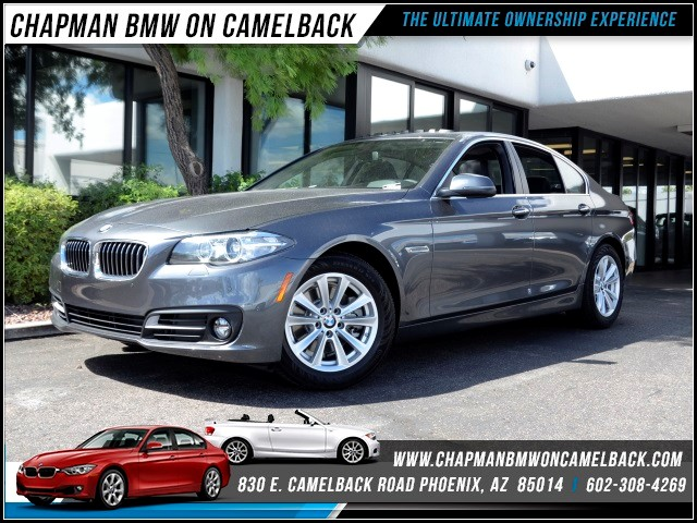 Used 2016 BMW 5-Series, $54045