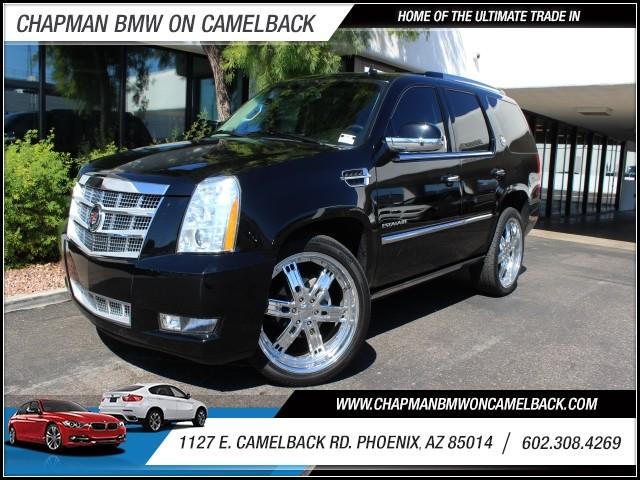 2011 Cadillac Escalade Premium 33601 miles 1127 E Camelback BUY WITH CONFIDENCE Chapman