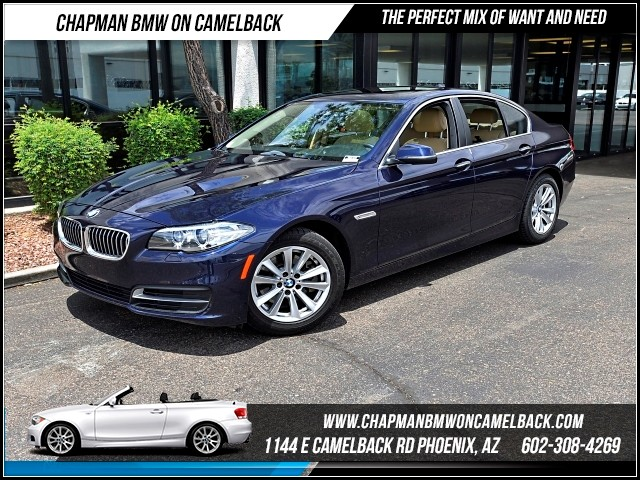 2014 BMW 5-Series 528i 23015 miles 1144 E Camelback Rd 6023852286Why Buy New Sales Event o