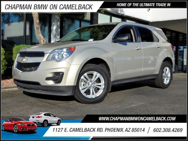 2011 Chevrolet Equinox LS 66009 miles Satellite communications OnStar Cruise control Anti-theft