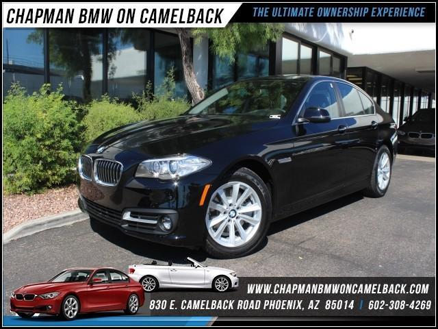 Used 2016 BMW 5-Series, $52345