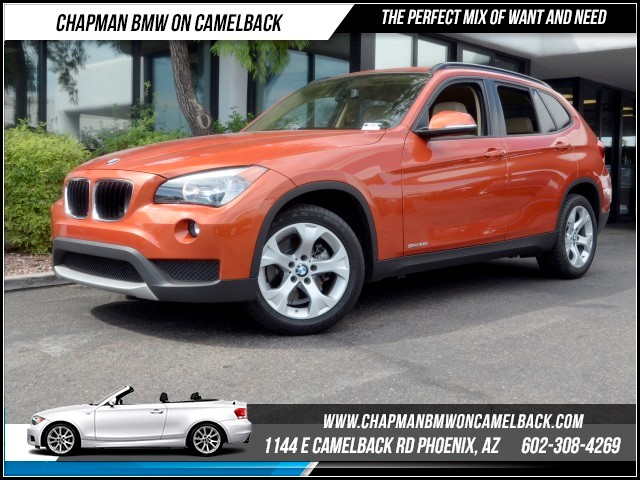 2014 BMW X1 sDrive28i 26601 miles Black Friday Sales Event at Chapman BMW on Camelback in Phoenix