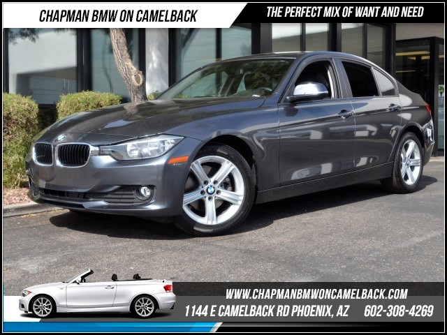 2015 BMW 3-Series Sdn 320i 8066 miles Black Friday Sales Event at Chapman BMW on Camelback in Pho
