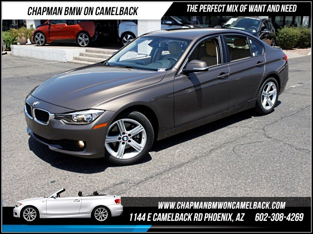 2015 BMW 3-Series Sdn 320i 17048 miles Satellite communications BMW Assist Wireless data link Bl
