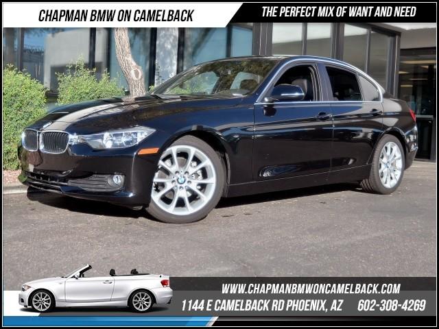 2015 BMW 3-Series Sdn 320i Spt Pkg Nav 7368 miles 1144 E Camelback RdChapman BMW on Camelbacks