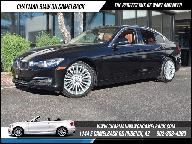 2013 BMW 3-Series 328i 25388 miles Luxury Line Premium Package Satellite communications BMW Ass