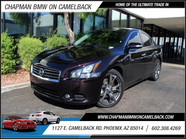 2014 Nissan Maxima 35 SV 12648 miles Wireless data link Bluetooth Cruise control Anti-theft sy