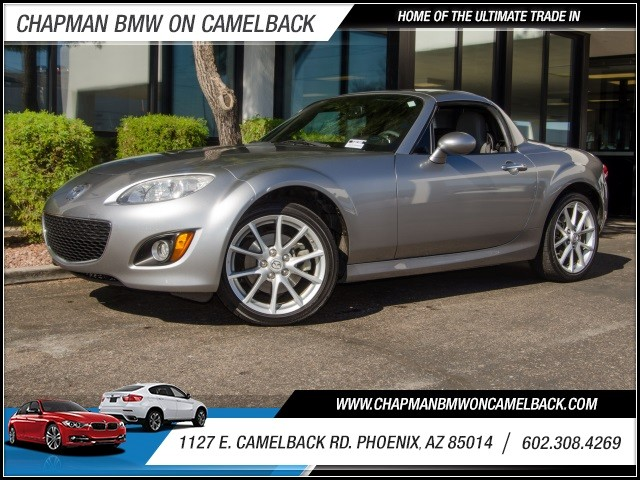 2011 Mazda MX-5 Miata Touring 28411 miles 1127 E Camelback BUY WITH CONFIDENCE Chapman B