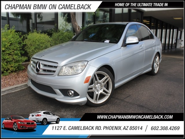 2009 Mercedes C-Class C300 Sport 69150 miles 1127 E Camelback BUY WITH CONFIDENCE Chapma