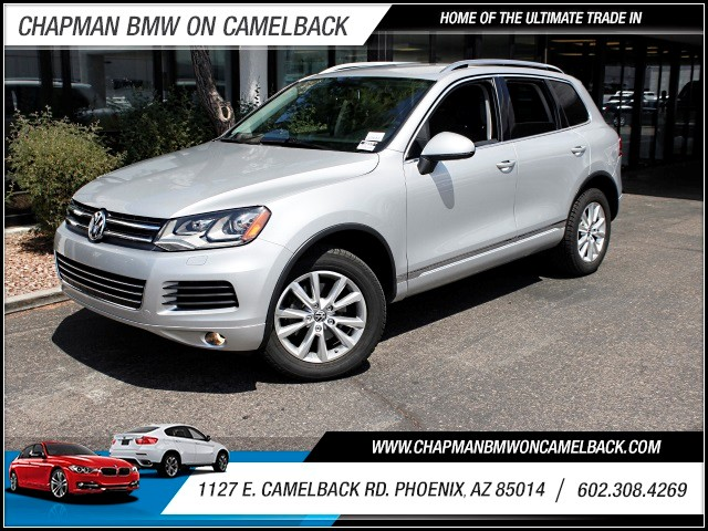 2013 Volkswagen Touareg VR6 Sport 37236 miles Wireless data link Bluetooth Cruise control Power