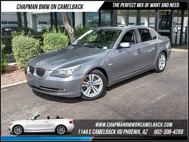 2010 BMW 5-Series 528i 95540 miles Premium Package Value Package Wireless data link Bluetooth