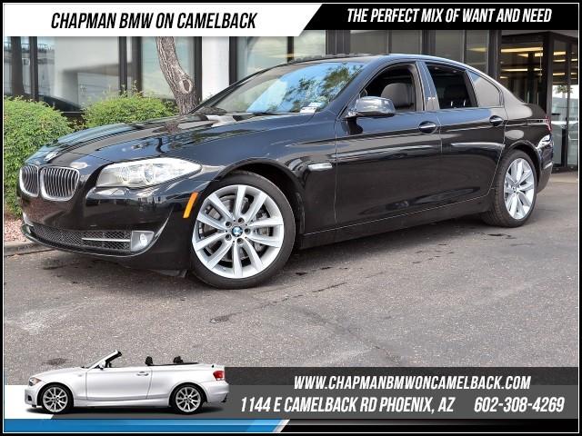 2012 BMW 5-Series 535i MsptPremDriver AssistLux 41000 miles 1144 E Camelback Rd 602385228