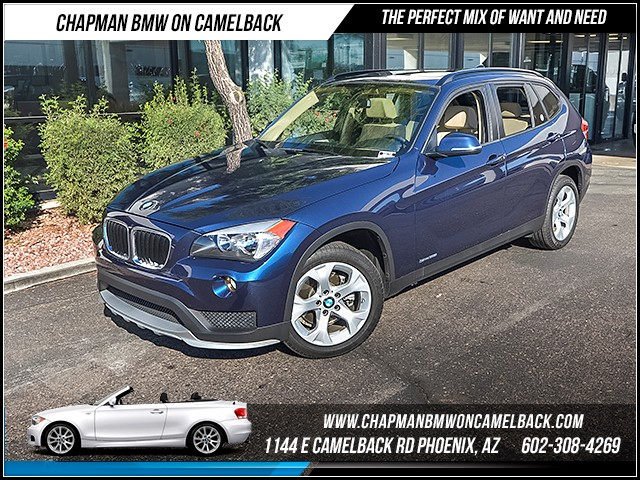 2015 BMW X1 sDrive28i 13784 miles Certified Black Friday Sales Event Exclusively at 1144 E Camel