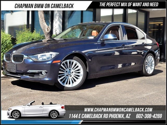 2014 BMW 3-Series Sdn 328i 31101 miles Luxury Line Premium Package Driver Assistance Package W