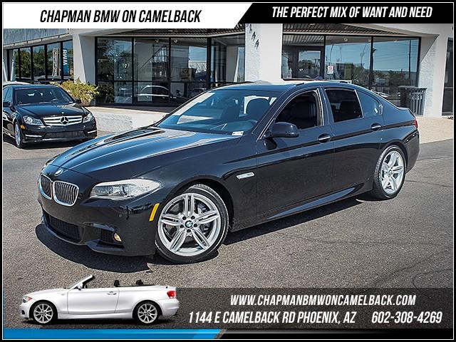 2013 BMW 5-Series 535i MsptLux SeatNavPremTech 44211 miles 1144 E Camelback Rd 602385228