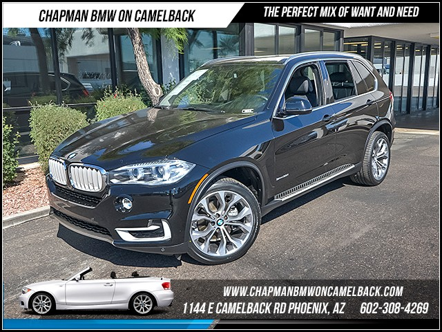 2014 BMW X5 sDrive35i 47691 miles 1144 E Camelback Rd 6023852286 Certified Pre Owned Fall