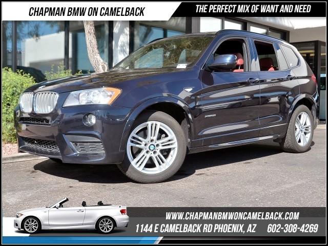 2014 BMW X3 xDrive28i Mspt Pkg 40500 miles 1144 E Camelback RdChapman BMW on Camelbacks Certifi
