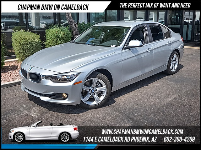 2015 BMW 3-Series Sdn 328i 13555 miles 1144 E Camelback Rd 6023852286 Certified Pre Owned