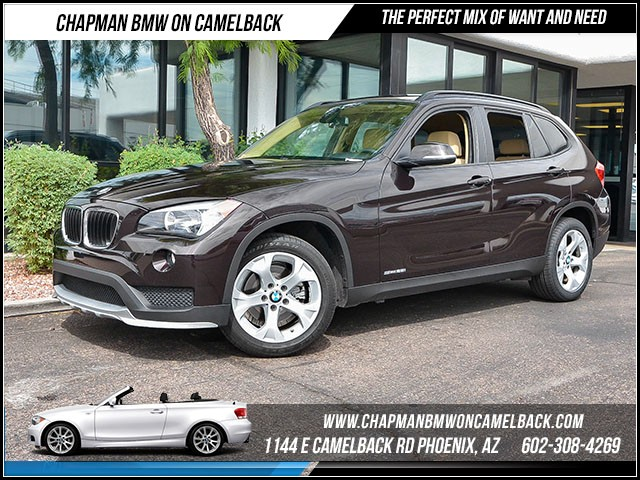 2015 BMW X1 sDrive28i 12401 miles 1144 E Camelback Rd 6023852286 Certified Pre Owned Fall