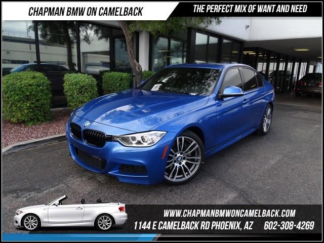 2013 BMW 3-Series Sdn 335i M SportPremTechNav 36494 miles Black Friday Sales Event at Chapman