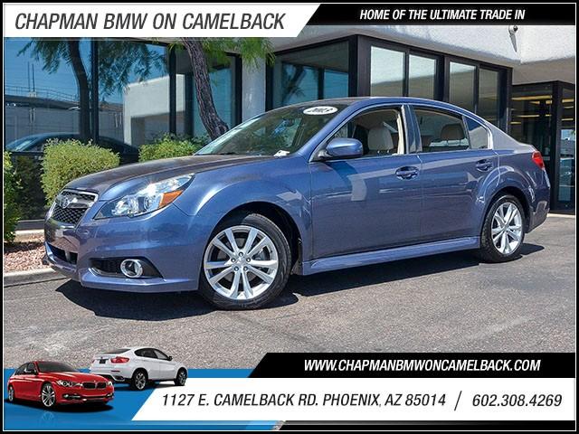 2013 Subaru Legacy 25i Limited 51488 miles 60238522861127 E Camelback Rd Chapman Value cen