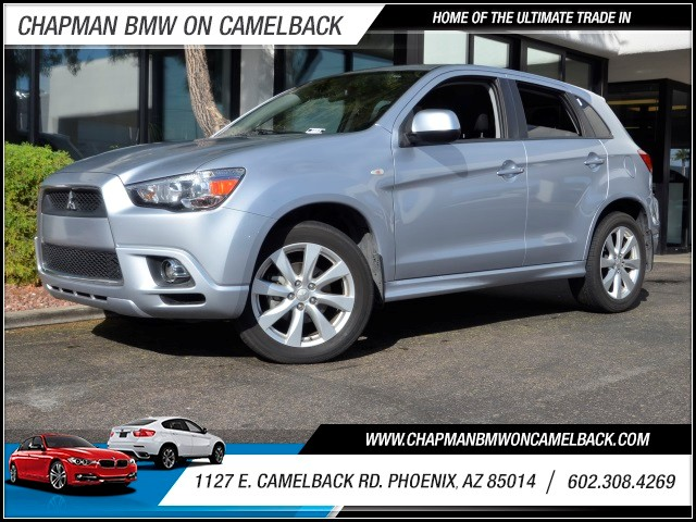2012 Mitsubishi Outlander Sport SE 80316 miles 1127 E Camelback BUY WITH CONFIDENCE Chap
