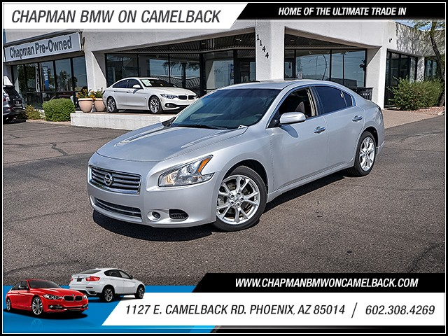 2012 Nissan Maxima 35 S 35000 miles 6023852286 1127 E Camelback Rd Chapman Value center on