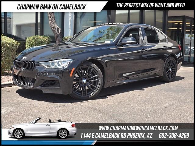 2013 BMW 3-Series Sdn 335i Mspt PremTech Pkg Nav 34001 miles 1144 E Camelback Rd 6023852286